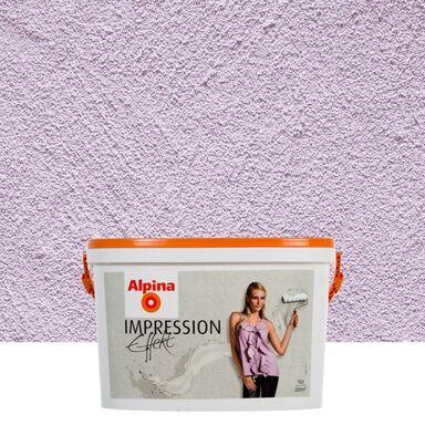 Farba strukturalna IMPRESSION EFFEKT 10 l ALPINA