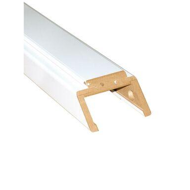 Belka górna ościeżnicy REGULOWANEJ 60 Biała 400 - 420 mm ARTENS