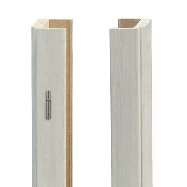 Baza lewa ościeżnicy REGULOWANEJ Jesion norweski 95 - 115 mm CLASSEN