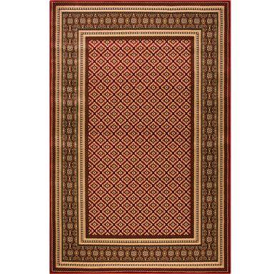 Dywan Apium czerwony 200 x 300 cm