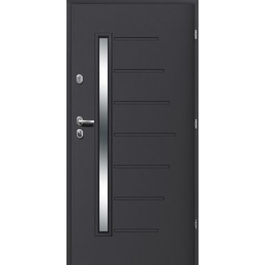 Drzwi wejściowe HEL 90Prawe LOXA