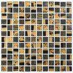Mozaika Mix Black 29.8 x 29.8 Artens