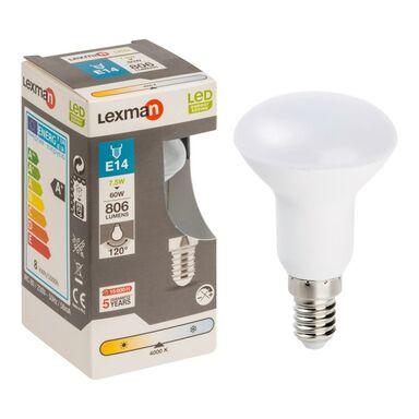 Żarówka LED E14 (230 V) 7.5 W 806 lm LEXMAN