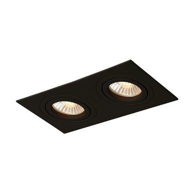 Oprawa stropowa oczko METIS IP20 czarna GU10 LIGHT PRESTIGE