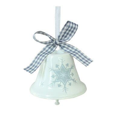 Dzwoneczki metalowe 6.5 cm 4 szt.