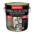 Farba do betonu ULTRA OCHRONA 2.5 l Stalowy SYNTILOR