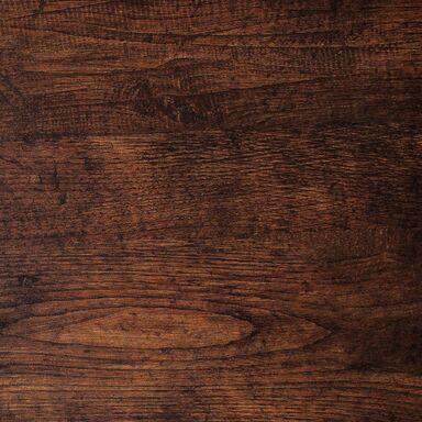 Panel dekoracyjny kuchenny LAMINOWANY 65X420 CM STARE DREWNO CIEMNE 715L BIURO STYL