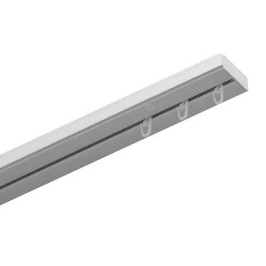 Szyna sufitowa 1-torowa 150 cm z akcesoriami PVC GARDINIA