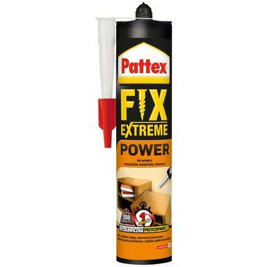 Klej montażowy FIX EXTREME POWER 385 g PATTEX