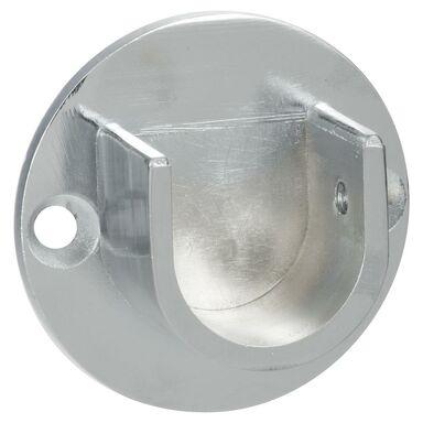 Wspornik do karnisza 20 mm międzyścienny chrom 2 szt. INSPIRE