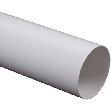 Kanał wentylacyjny okrągły OKRĄGŁY 125 mm  0.5 m EQUATION