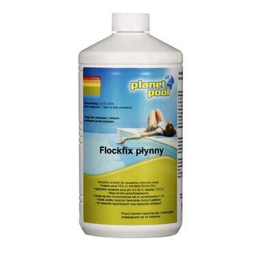 Produkt do pielęgnacji wody basenowej FLOCKFIX 1 l PLANET POOL