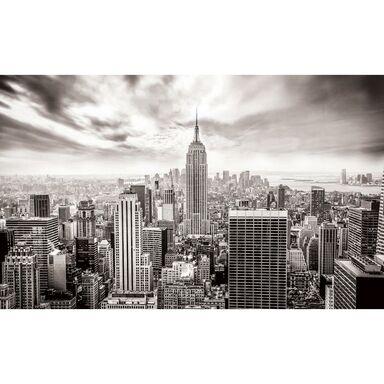 Fototapeta New York B&W 368 x 254 cm
