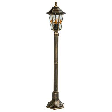 Lampa Ogrodowa Stojąca Tiffany Inspire Kinkiety Lampy Ogrodowe