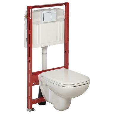 Zestaw podtynkowy WC TECE PROFIL+DURAVIT D-CODE