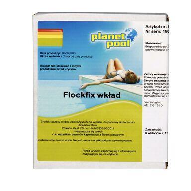 Wkład do skimmerów FLOCKFIX 1 kg PLANET POOL