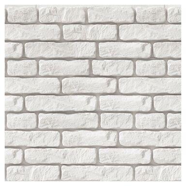 Kamień dekoracyjny z gotową fugą HARVARD WHITE 13,5 / 20 / 27 x 6,8 cm MAXSTONE