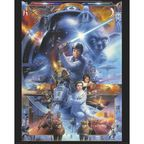 Plakat STAR WARS ANNIVERSARY 40 x 50 cm