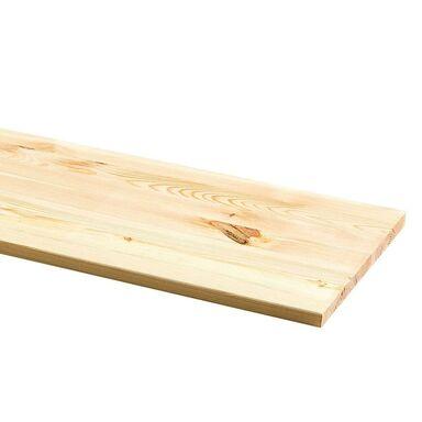 Półka DREWNIANA KLEJONA SOSNA 240 x 40 cm PRO-DREWEX