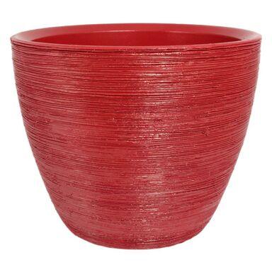 Osłonka ceramiczna 17 cm czerwona 30217/193 CERMAX