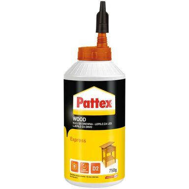 Klej do drewna D2 WOOD EXPRESS 0.75 kg PATTEX