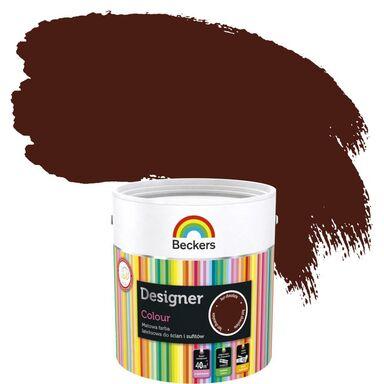 Farba wewnętrzna DESIGNER COLOUR 2.5 l Hot Chocol BECKERS