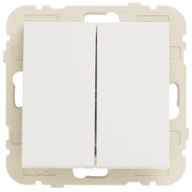 Włącznik krzyżowy LOGUS 90 Biały EFAPEL