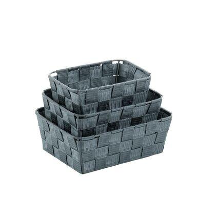 Koszyk łazienkowy Alvaro 3 szt. Kela