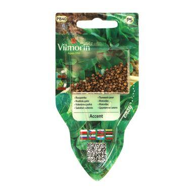 Roszponka ACCENT nasiona tradycyjne 1 g VILMORIN