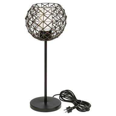 Lampa ogrodowa stojąca TATRY IP44 brąz E27 INSPIRE