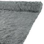 Tkanina na mb SHAGGY  szer. 166 cm