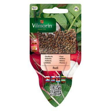 Rzodkiewka RUDI nasiona tradycyjne 7 g VILMORIN