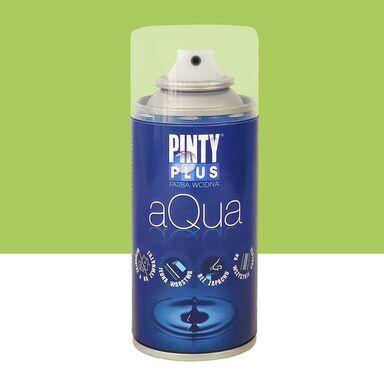 Farba wodna w sprayu AQUA 150 ml Green kiwi PINTY PLUS