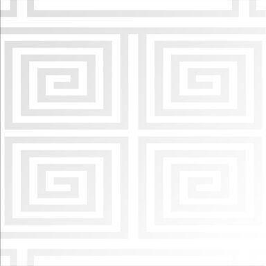 Kostka SUPER BIALY/CZARNY 19.4 x 19.4  CREATIVE CERAMIKA
