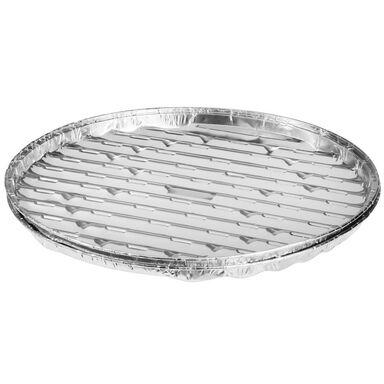 Tacki aluminiowe 2 szt. śr. 33.6 cm do grilla