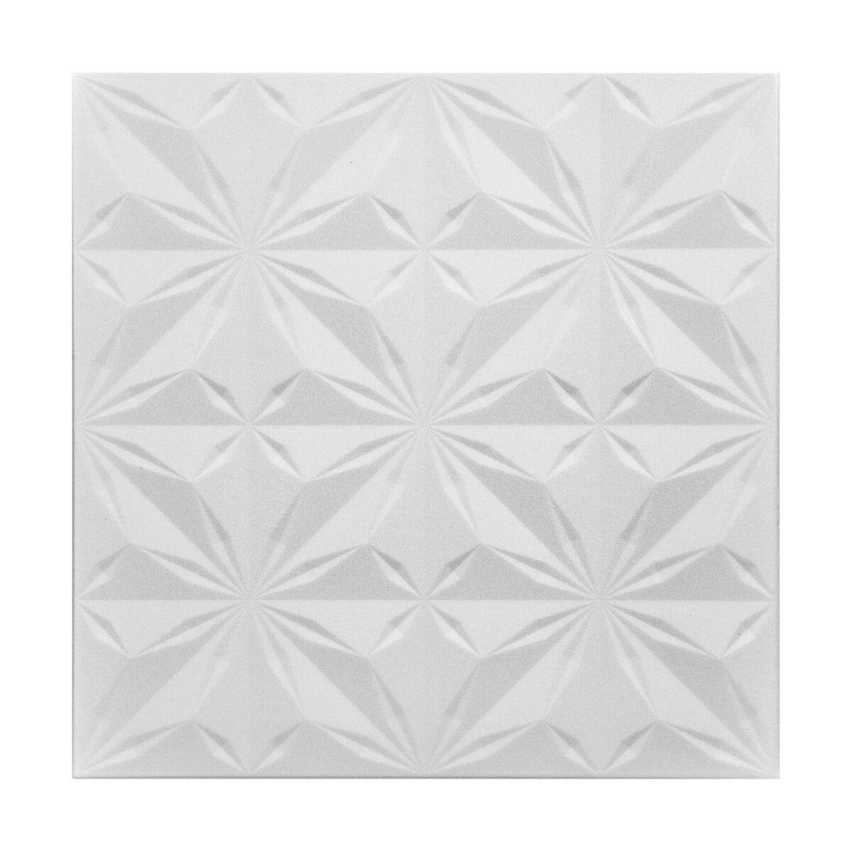 Kaseton Styropianowy Origami 50 X 50 Cm 2 M2 8 Plyt Dms Kasetony I Plyty Dekoracyjne W Atrakcyjnej Cenie W Sklepach Leroy Merlin