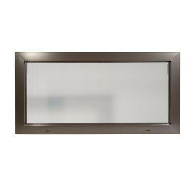 Okno gospodarcze KIPP Brązowe 1000 x 500 mm ACO