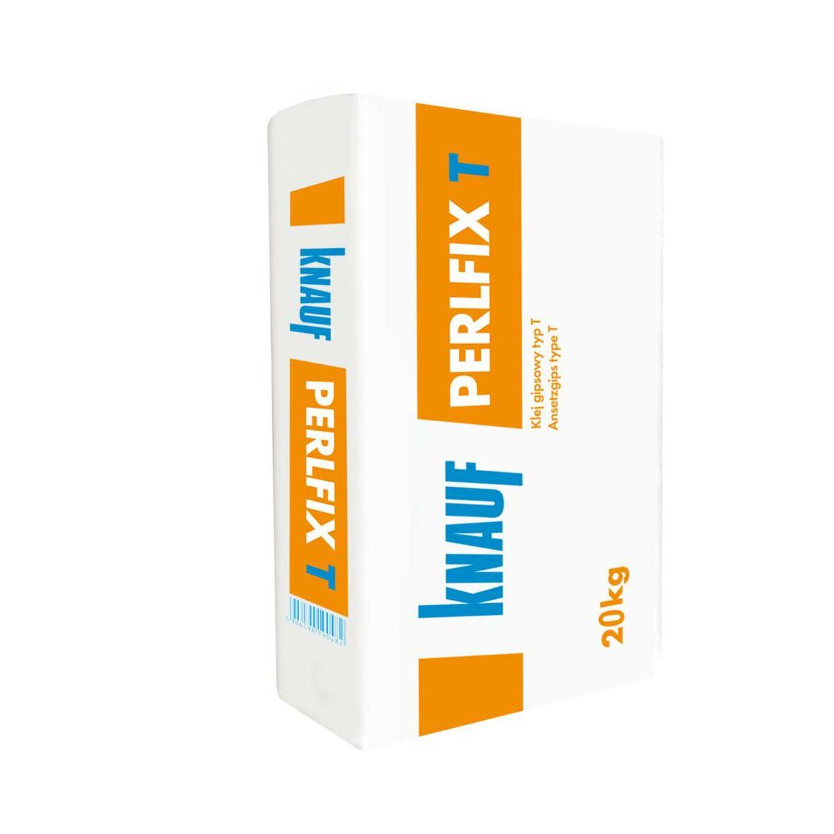 Klej Gipsowy Perlfix T 20 Kg Knauf Kleje Gipsowe W Atrakcyjnej Cenie W Sklepach Leroy Merlin