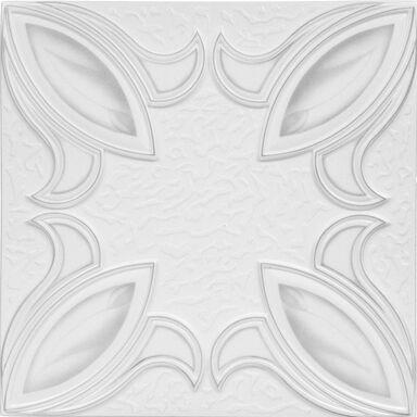 Kaseton styropianowy Tulip szary 50 x 50 cm 2 m2 8 płyt DMS
