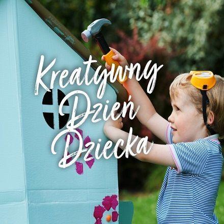Dzień Dziecka w domu. Kreatywne sposoby na spędzenie czasu dla najmłodszych