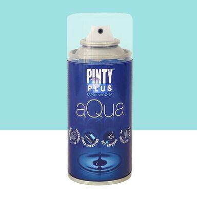 Farba wodna w sprayu AQUA 150 ml Ice blue PINTY PLUS