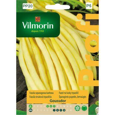 Nasiona warzyw GOUDSSDOR Fasola szparagowa VILMORIN