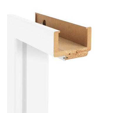 Ościeżnica REGULOWANA do drzwi dwuskrzydłowych 150 Biała 160 - 180 mm CLASSEN