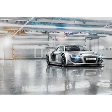 Fototapeta Audi R8 368 x 254 cm