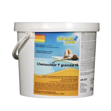 Granulat do basenu 3 kg PLANET POOL CHEMOCHLOR T