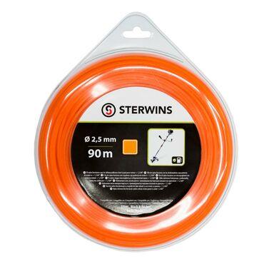 Żyłka tnąca S3ECN3_3 2.5 mm x 90 m STERWINS