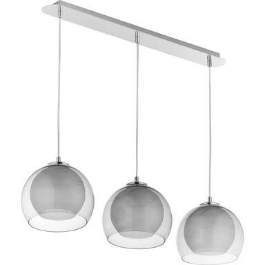 Lampa wisząca Venezia grafit 3 x E27 TK Lighting