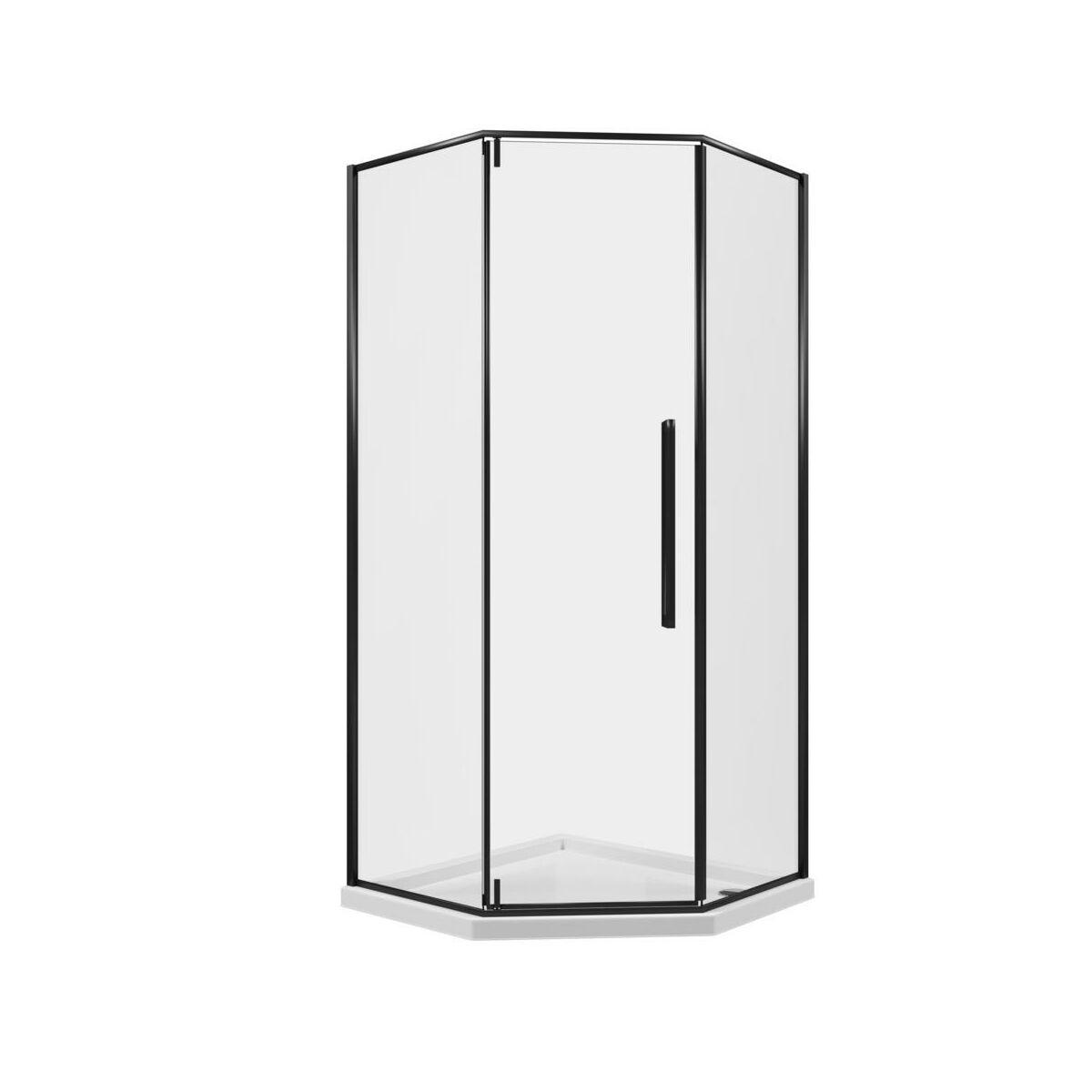Kabina Prysznicowa 90 X 90 X 195 Bravat Kabiny Prysznicowe W Atrakcyjnej Cenie W Sklepach Leroy Merlin
