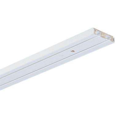 Szyna sufitowa 2-torowa 120 cm PVC GARDINIA
