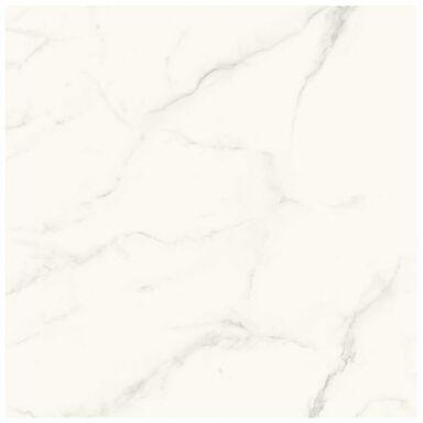 Gres szkliwiony Calacatta Silver 60 X 60 Artens